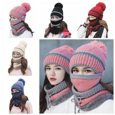 woolen, Fashion, Winter, Windproof