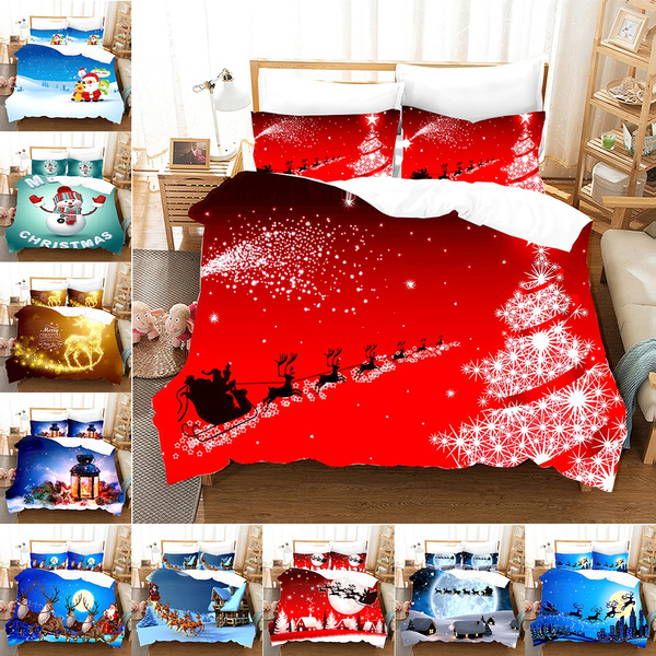 Decor, Fashion, Christmas, quiltcover