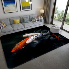 Mats, fish, Rugs, decoration