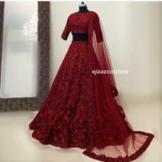 gowns, lehengacholi, designerlehenga, Traditional
