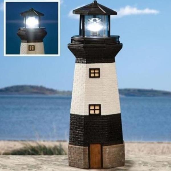 decoration, solarlighthouselamp, Outdoor, ledlighthouselamp