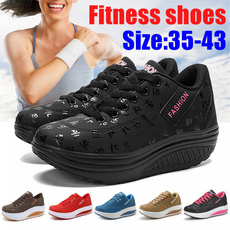 casual shoes, Plus Size, Womens Shoes, Fitness