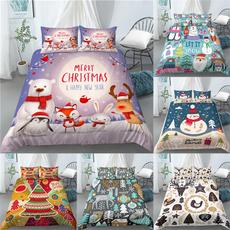 beddingkingsize, King, 3dbeddingking, Christmas