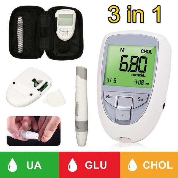 bloodglucosemeter, healthbody, Monitors, uricacid