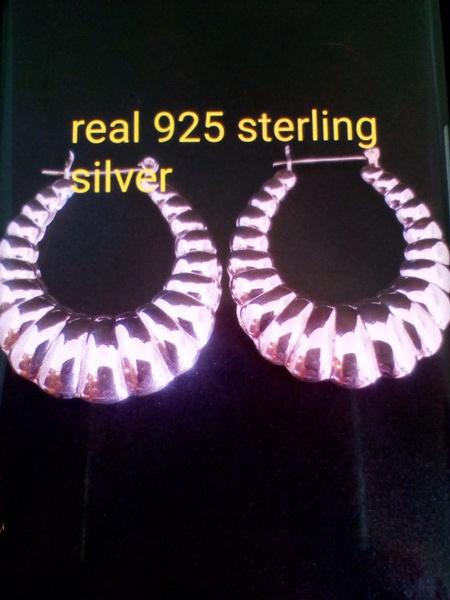Earring, Sterling Silver Jewelry, storeupload, Jewelry