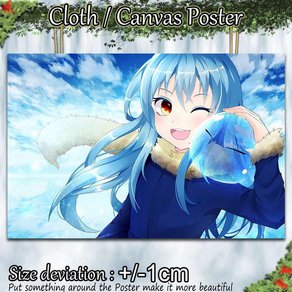 Cloth, art, thattimeigotreincarnatedasaslime, Anime
