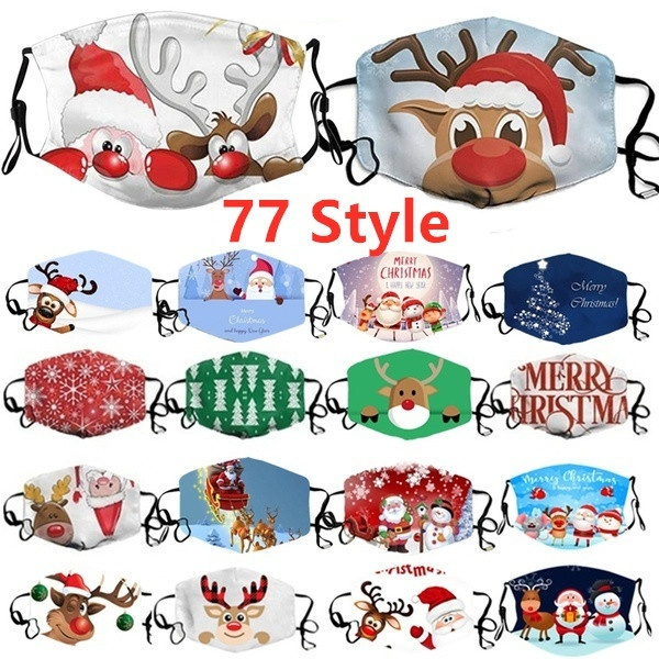 cartoonmask, Outdoor, Christmas, Gifts