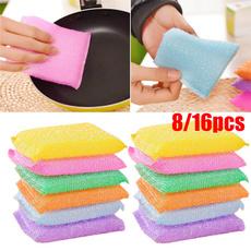 Sponges, Kitchen & Dining, scouringpad, cleaningsponge