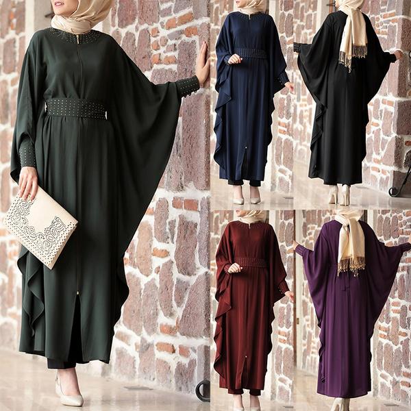 Plus Size, high waist, long dress, Dress