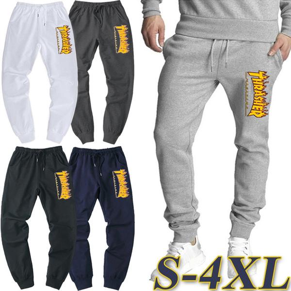 Long pants, clothesformen, trousers, joggerspant