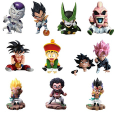 vegeta, Collectibles, Toy, goku