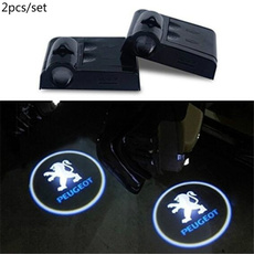 ghost, ledcardoorwelcomelight, Laser, peugeot3008