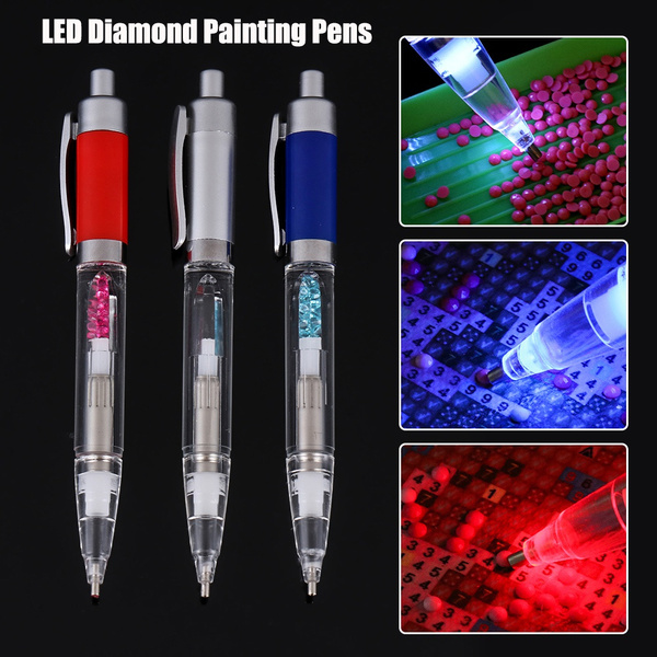 Cross Stitch Diamond Painting Pen Point Drill Pens 5D Diamond Painting