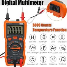 tester, lights, digitalmultimeter, Multimeter