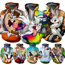Couple Hoodies, Hoodies & Sweatshirts, bugsbunny, bunny