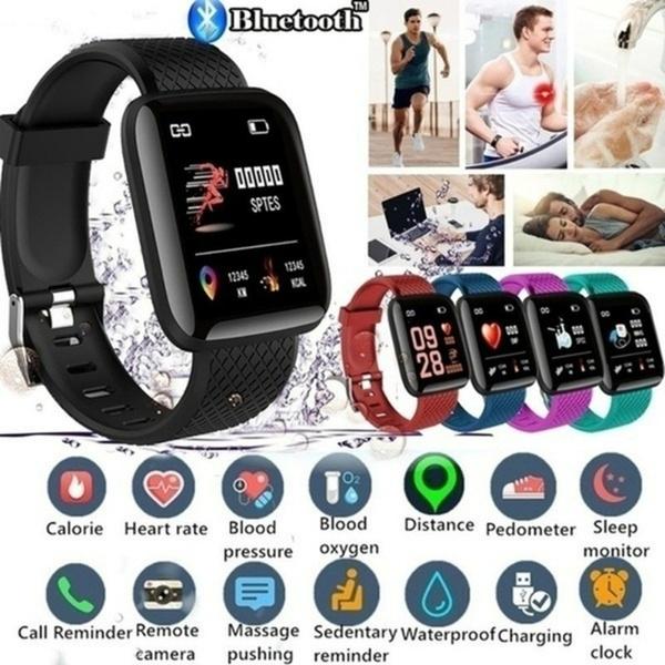 heartratemonitor, Heart, Waterproof Watch, Fitness