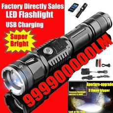 Flashlight, led, usb, rechargeableflashlight