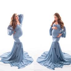 trailingdre, Maternity Dresses, maternityphotographyclothing, short sleeve dress