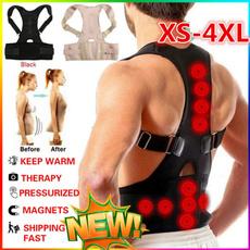 Shoulder, posturecorrectorbelt, Adjustable, Waist