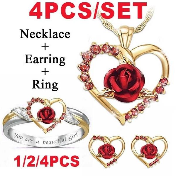 Fashion, Love, wedding ring, Earing
