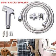 spraybidet, Bathroom, toiletbidetshower, bidetsprayset