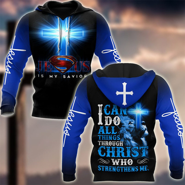 Couple Hoodies, hoodiesformen, jesuschrist, lionhoodie