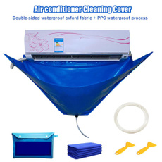airconditionercleaner, hangingairconditionercover, Waterproof, airconditionerdustproofcover