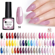 art, Belleza, gel nails, Shellac Nail Polish