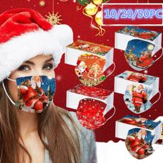 dustproofmask, Christmas, unisex, christmasmask