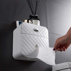 toiletpaperholder, Box, Bathroom, waterproofstoragebox