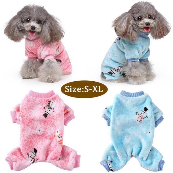 jumpsuitpetclothe, small pet clothes, fleecepetcoat, Fleece