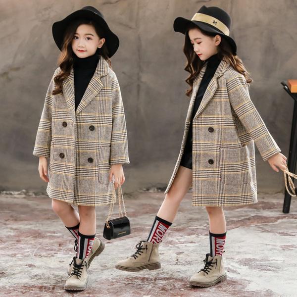 woolen coat, School, Fashion, England