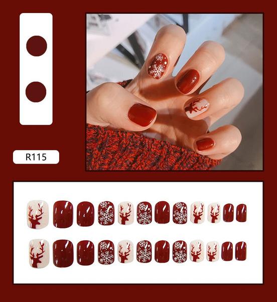 Nails, Fashion, Beauty, polkadotcandycolorfakenail