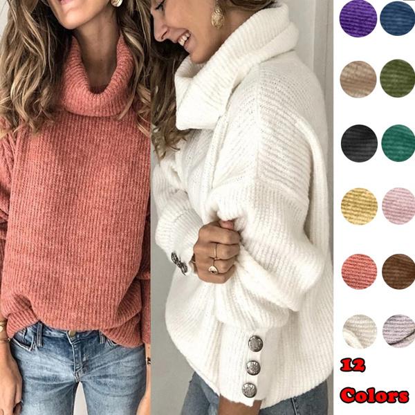 Turtle, Women Sweater, Long Sleeve, warmwomentop