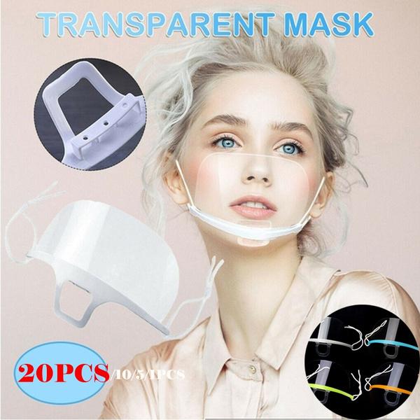 transparentmask, shield, faceshield, Windproof