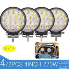 4inchledlight, led car light, floodledlight, Cars