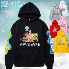 Plus Size, Star, Sleeve, Sponge Bob