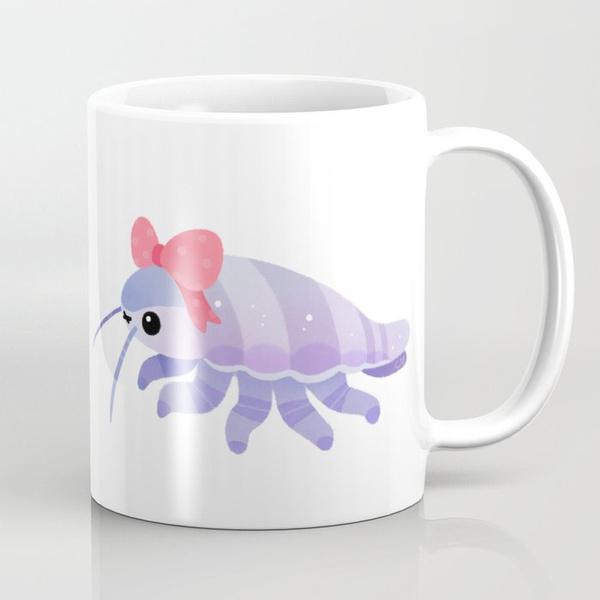 fishmug, giant, Cup, Tea