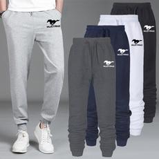 drawstringpant, trousers, Cotton, Casual pants