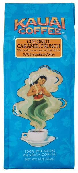 Coffee, Hawaiian, Bold, kauai