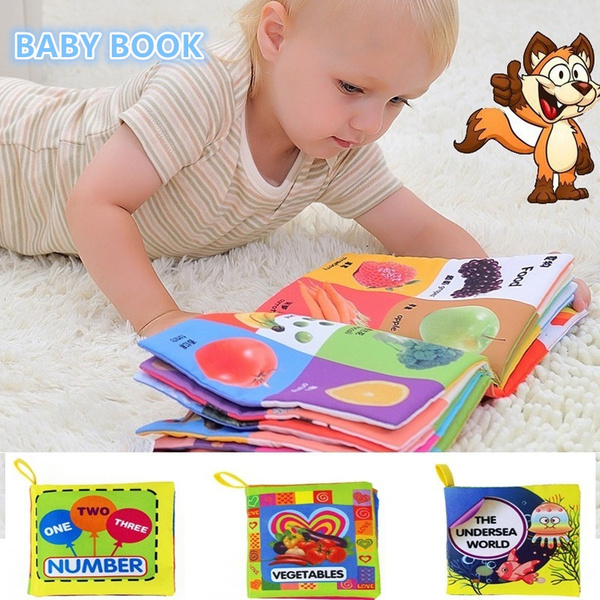 Development, Book, Infant, Toy