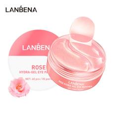 rosehydragel, nourish, eyemask, eye