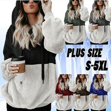 casual coat, hooded, Winter, sweater coat