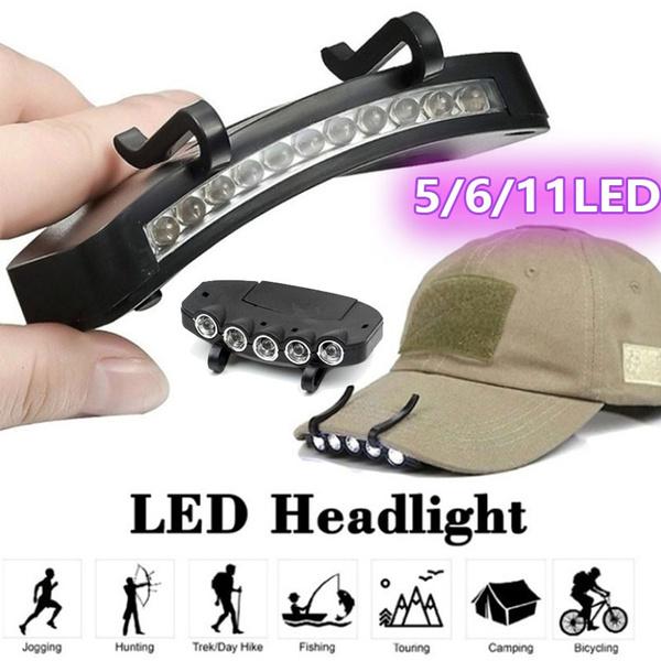 ledcaplightclipon, Head, Outdoor, led