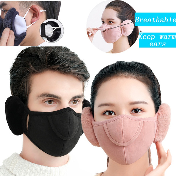 mouthmask, Winter, unisex, mousecover