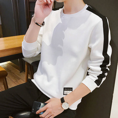 Round neck, Fashion, long sleeve sweater, pullover sweater