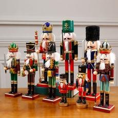 Christmas, Gifts, woodencraft, nussknacke