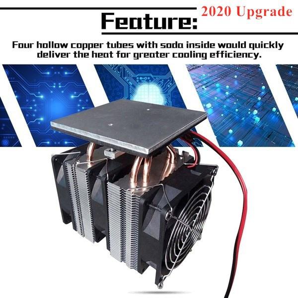 officeindustrialsupplie, computerradiator, thermalmanagemen, electronicsinglecooler