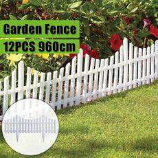 Garden, fence, plasticfence, gardenfence