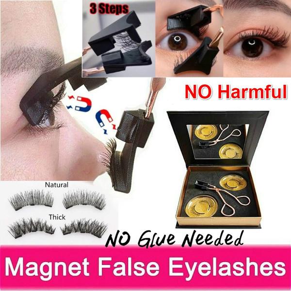 False Eyelashes, Makeup Tools, eyelash, magneticfalseeyelash